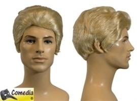 Theaterpruik Kuif blond