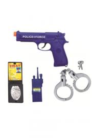 Politie 5 delige set kind