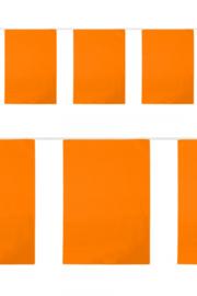 Vlaggenlijn Oranje BRANDVEILIG  10 meter