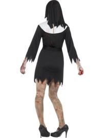 Zombie nonnen jurkje