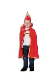 Prinsencape deluxe kinderen