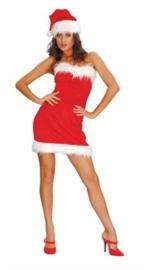 Kerstjurkje Sexy Santa