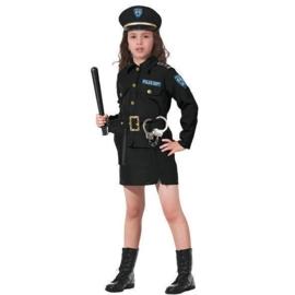 Politie jurkje meisje