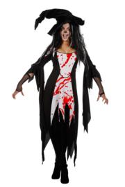 Bloody heksen jurk