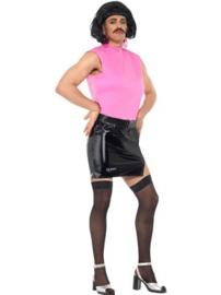 Freddie Mercury housewife kostuum