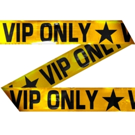 Afzetlint VIP only