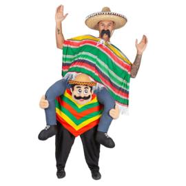 Carre me mexicaan kostuum