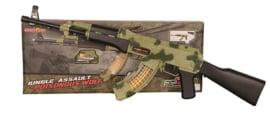 Machine geweer camouflage