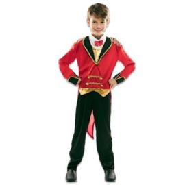 Circusartiest jongen