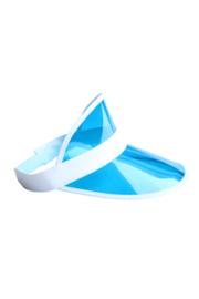 80's cap blauw