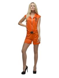 Orange county gevangenis kostuum