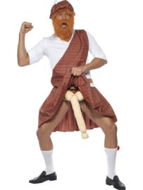 Schotse highlander dick kostuum
