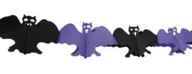 Papieren vleermuis slinger