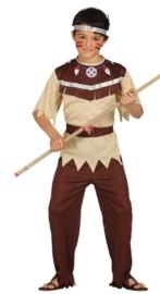 Indianen kostuum Cherokee