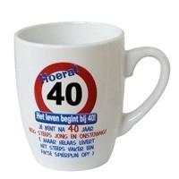 Mok Hoera 40 jaar
