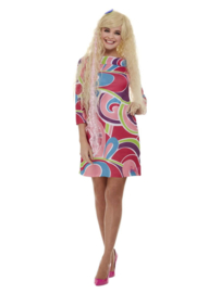 Barbie kostuum compleet