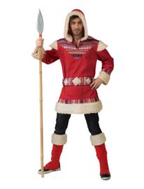 Eskimo kostuum nanook
