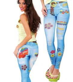 Hippie legging