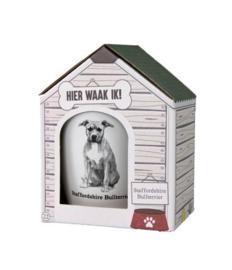 Dog mug - Staffordshire Bullterrier | Honden mok