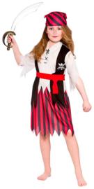 Schipbreuk piraten kostuum