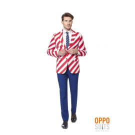 USA United stripes opposuits kostuum