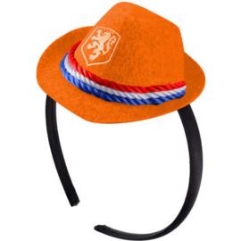 Taira oranje knvb hoedje