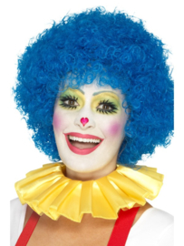 Clowns kraag geel