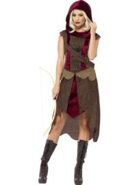 Sexy Huntress jurk