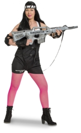 Swat kostuum dames