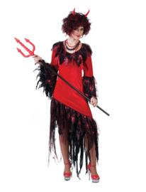 Duivels jurkje Francine