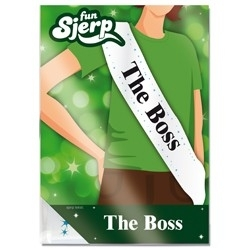 Sjerp: The Boss
