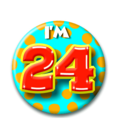 Button 24 jaar