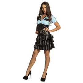 Sexy politie jurkje | lady cop