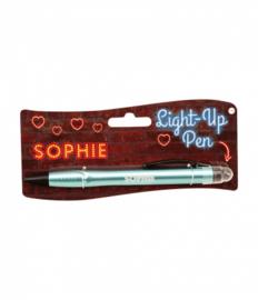 Light up pen - Sophie