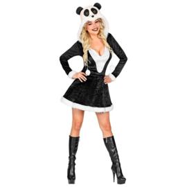 Sexy panda jurkje | Pandabeer kleedje