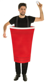 Beer pong kostuum