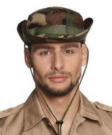 Hoed camouflage
