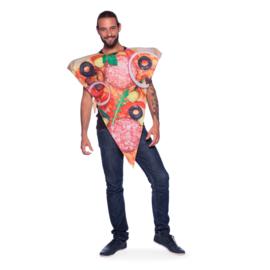 Pizza kostuum foam