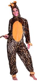 Dierenkostuum tiener giraffe
