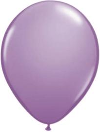 Kwaliteitsballon standaard lavendel 10 stuks