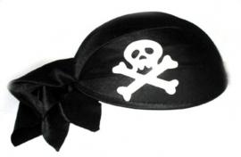 Piraat bandana hoed