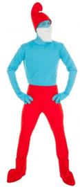 Grote Smurf kostuum license