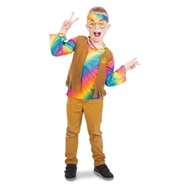 Hippie kostuum jongens