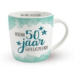 Enjoy Mok - 50 jaar | Koffie beker