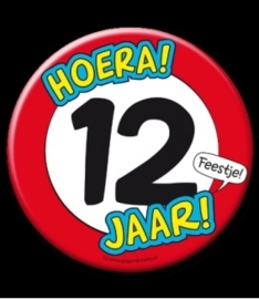 Button XL 12 jaar