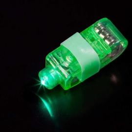 LED ring groen 10 stuks