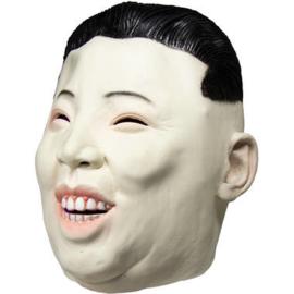 Latex Masker Kim Jong-Un
