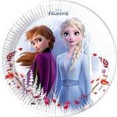 Frozen II Destiny Awaits | Composteerbaar Papieren bordjes