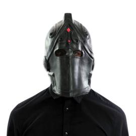 Masker zwarte ridder