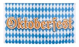 Vlag oktoberfest 150x90cm